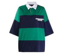 Poloshirt im Oversized-Look