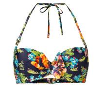 'Jardin des Fleurs' Balconette-Bikinioberteil