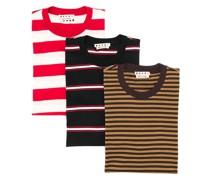 3er-Set T-Shirts