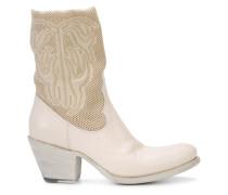Cowboy-Stiefel aus Leder - women - Leder - 38.5