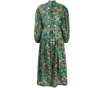 'Edie' Kleid mit tiefer Taille