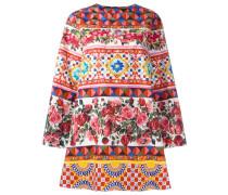 """Ausgestelltes Kleid mit """"Mambo""""-Print - women"""