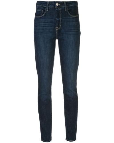 'Marguerite' Jeans mit hohem Bund