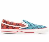 GG Multicolor Tennis 1977 Slip-On-Sneakers