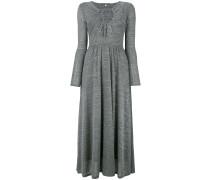 Kleid mit Schlüssellochaussschnitt