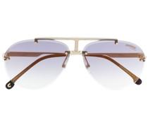 Rahmenlose Pilotenbrille