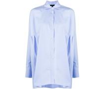 Klassisches Oversized-Hemd