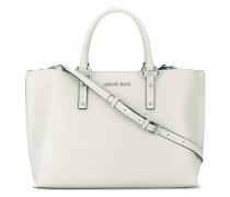 Handtasche mit Logo-Schild - women