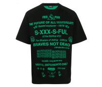 'K-Errol' Jacquard-T-Shirt