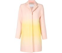 Mantel mit Farbverlauf