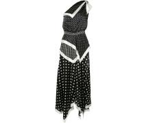 Gepunktetes 'Petrel' Kleid
