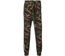 camouflage Ripstop track pants