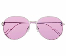 C de Cartier Pilotenbrille