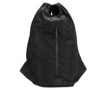 central zipper backpack