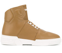 'Rap' High-Top-Sneakers - men - Leder/rubber
