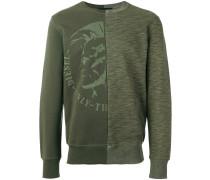 - 'S-Joe' Sweatshirt - men - Baumwolle - L