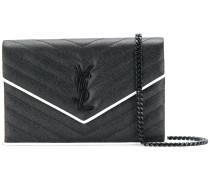 'Monogram Envelope' Schultertasche