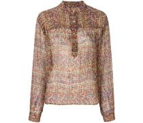 Emana printed blouse