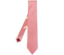 Gancini diagonal crossover tie
