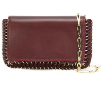 - Clutch mit Ketten-Design - women