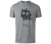 - 'Fluffy' T-Shirt - men - Baumwolle/Polyester