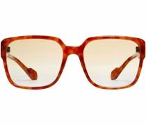 Eckige Loopy Sonnenbrille