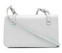 Mini-Tasche mit Logo-Print