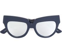'Scrappy' Sonnenbrille - women - andere Fasern