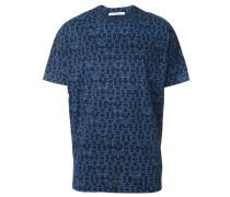 T-Shirt mit Sternmuster