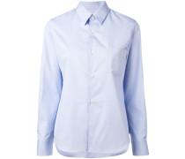 Hemd mit Brusttasche - women - Baumwolle - S
