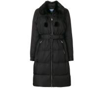 gathered waist coat