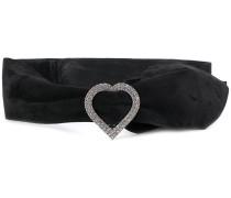 soft heart buckle belt
