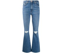Weekender high-rise jeans
