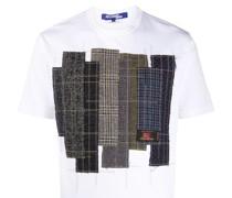 Hemd im Patchwork-Look