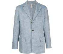 lightweight linen blazer
