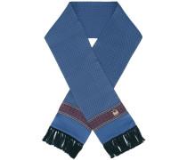 tile print scarf