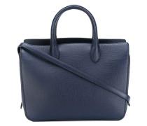 Handtasche mit Reißverschluss - women - Leder