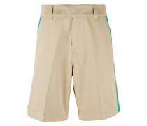 - Chino-Shorts mit Kontraststreifen - men