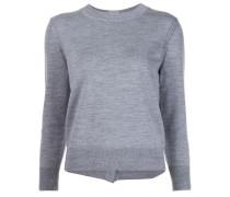 Pullover mit Knöpfen