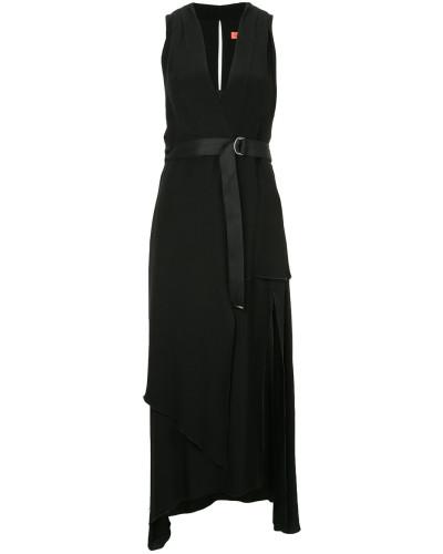 Drapiertes 'New Order' Kleid