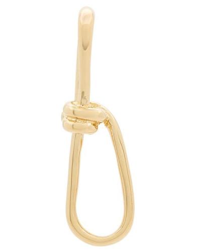 Mittelgroßer 'Wire' Ohrring