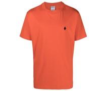 Cross T-Shirt mit rundem Ausschnitt
