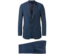 Zweiteiliger Anzug - men - Viskose/Wolle - 54