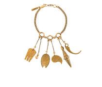 'Lyzbeth' charm bracelet