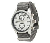 Armbanduhr mit Logo-Detail