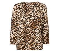 leopardprint top