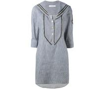 Kleid mit Matrosenkragen - women - Baumwolle