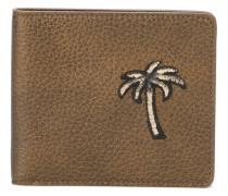 Portemonnaie mit Palmenmotiv
