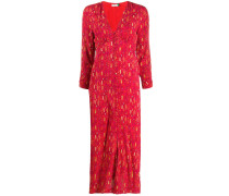 'Katie' Kleid mit Print