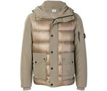 cargo pocket padded jacket
